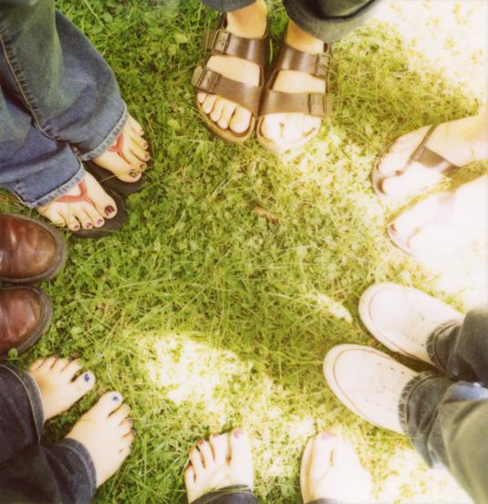 Feet_ august
